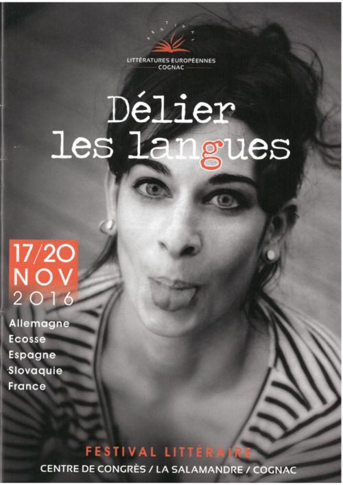 Affiche 2016 - Délier les langues