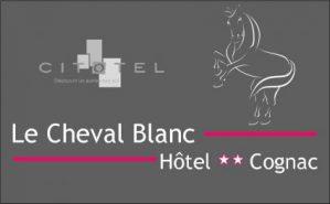 Le Cheval Blanc hôtel Cognac