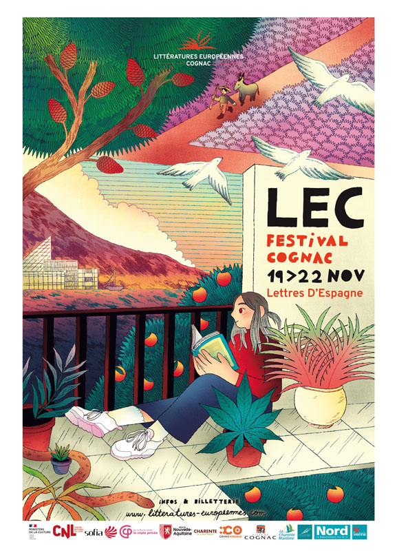 Affiche LEC 2021