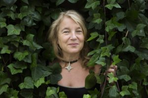 Portrait d'Elise Fontenaille