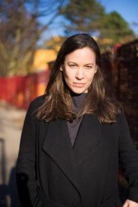 Portrait d'Ulla Lenze